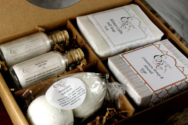 Pampering Gift Set - Mothers Day Gift, Gift for freeshipping - PuaGme