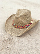 'Charlotte' Multi-Color Band Cowboy freeshipping - PuaGme