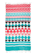 Triangle Beach Towel freeshipping - PuaGme