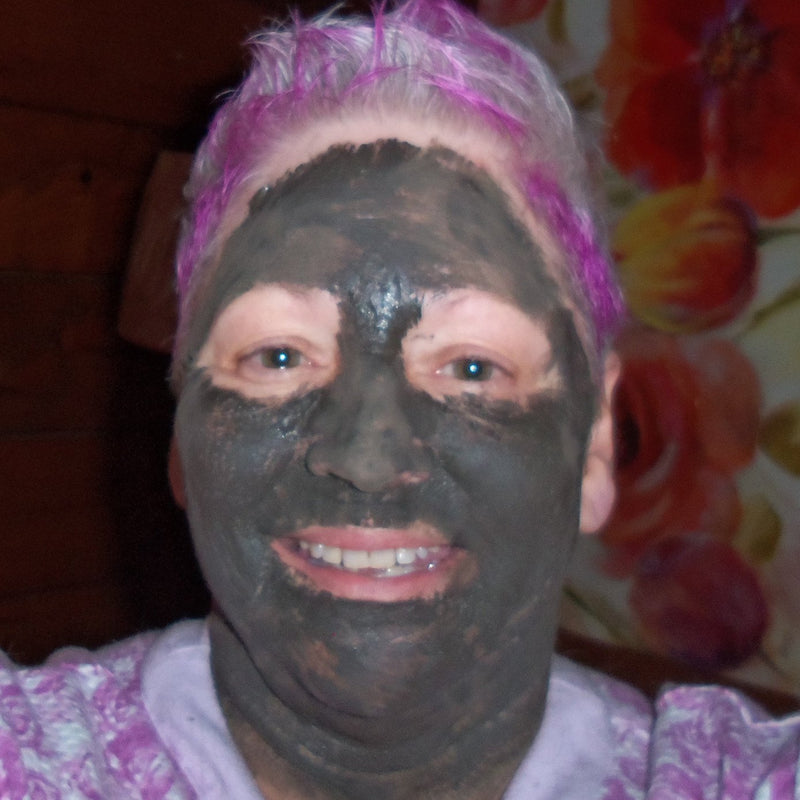 Organic Dead Sea Mud Mask With Aztec Clay - Exfoliate & Rejuvenate freeshipping - PuaGme