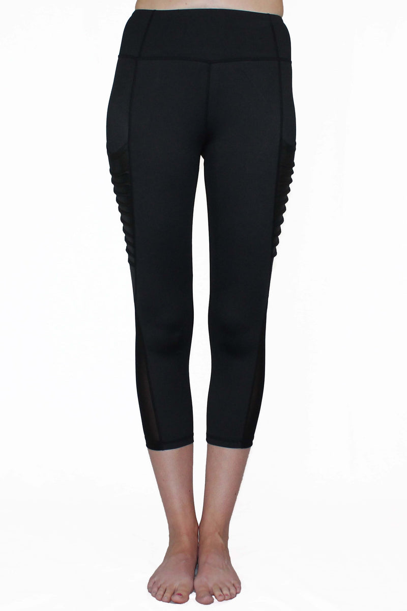 Black Moto - Pocket Tights - ON SALE freeshipping - PuaGme