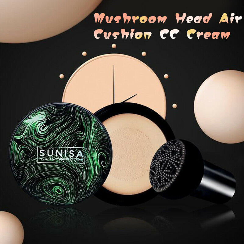 New Mushroom Head Face Make Up Air Cushion freeshipping - PuaGme