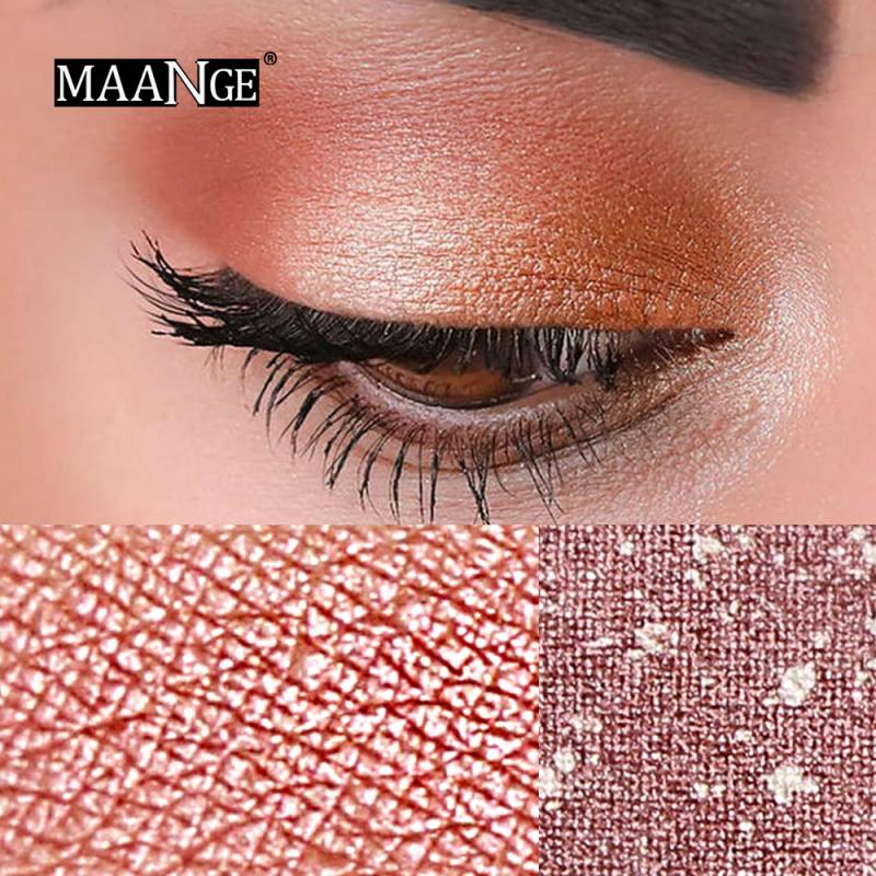 Nude Matte Eye Shadow Palette 18 Color Shimmer