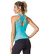 TANK TOP 247 LIFE TEAL freeshipping - PuaGme