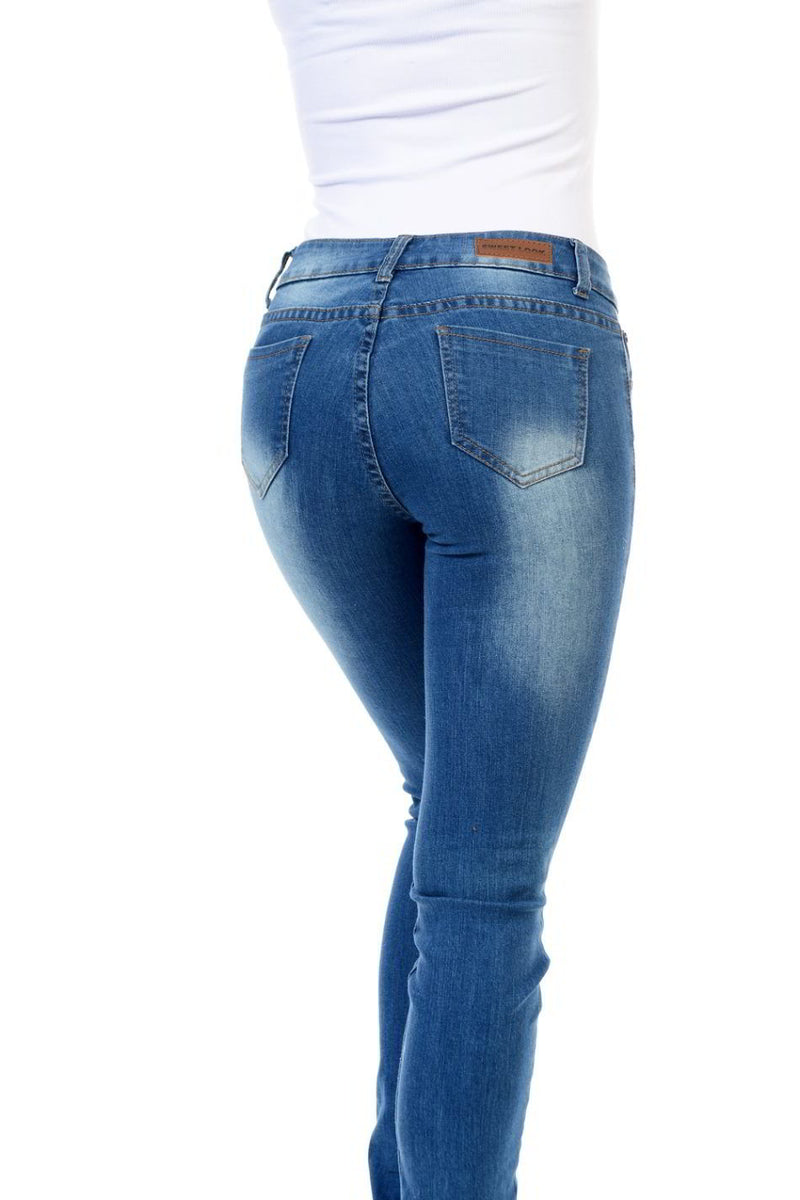 Sweet Look Premium Women's Jeans - N2226-R freeshipping - PuaGme