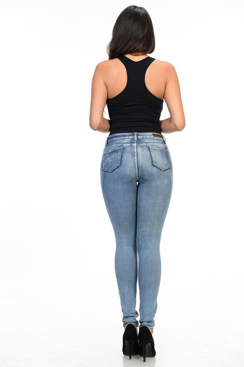 Sweet Look Premium Women's Jeans - WG497-R