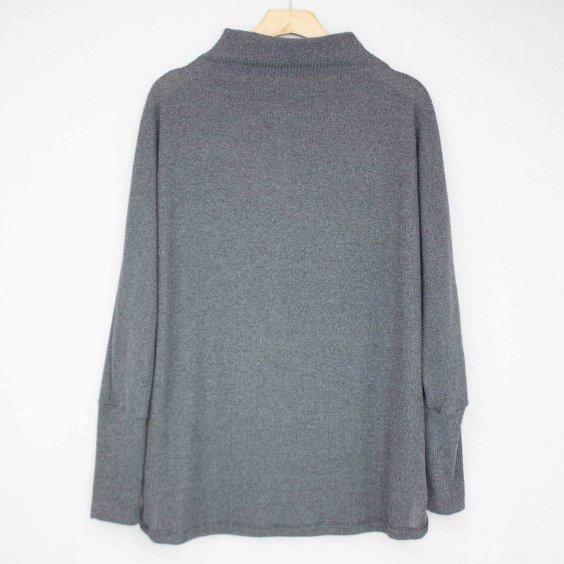 Boat Neck Long Sleeve Top freeshipping - PuaGme