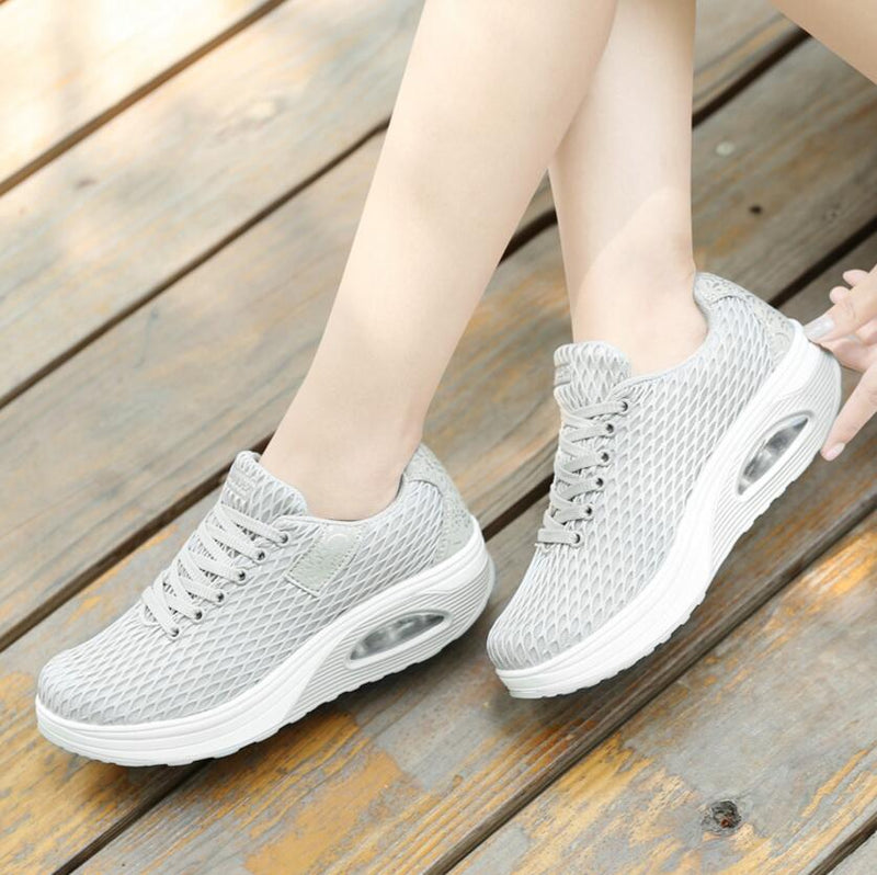 Sneakers Women Sport Shoes Outdoor Walking Shoes freeshipping - PuaGme