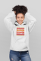 Super Duper Women Hoodie freeshipping - PuaGme
