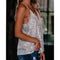 Women Camis V-neck Sequin Camisole Tank Tops freeshipping - PuaGme