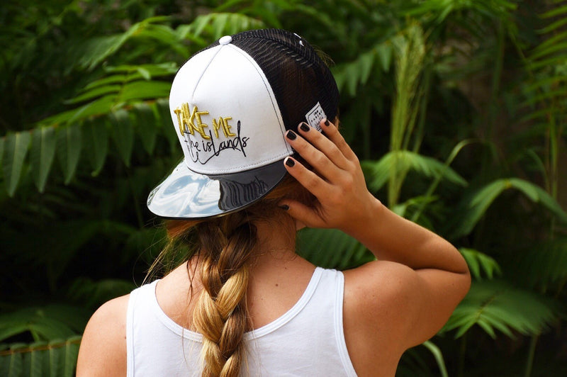 TAKE ME TO THE ISLANDS Snapback Hat freeshipping - PuaGme