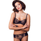 See Though Sheer Lace Demi Bra Caprice Mona freeshipping - PuaGme