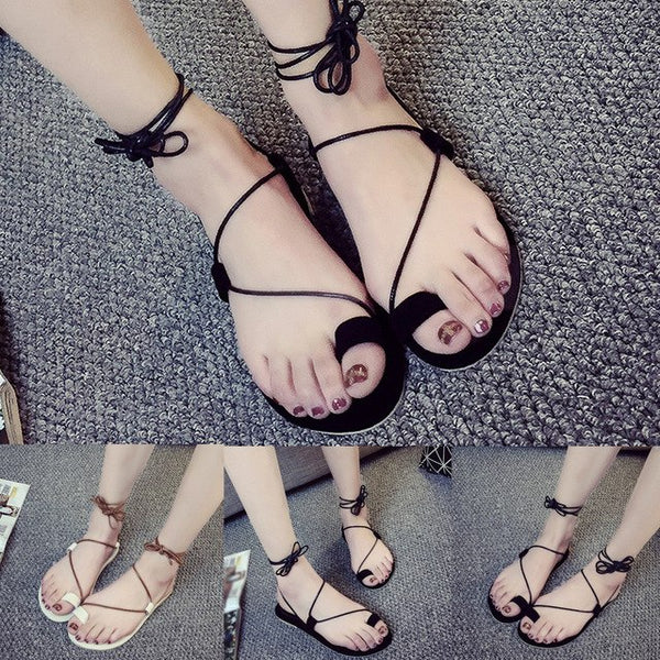 Women Sandals For Female Summer Flat Shoes freeshipping - PuaGme