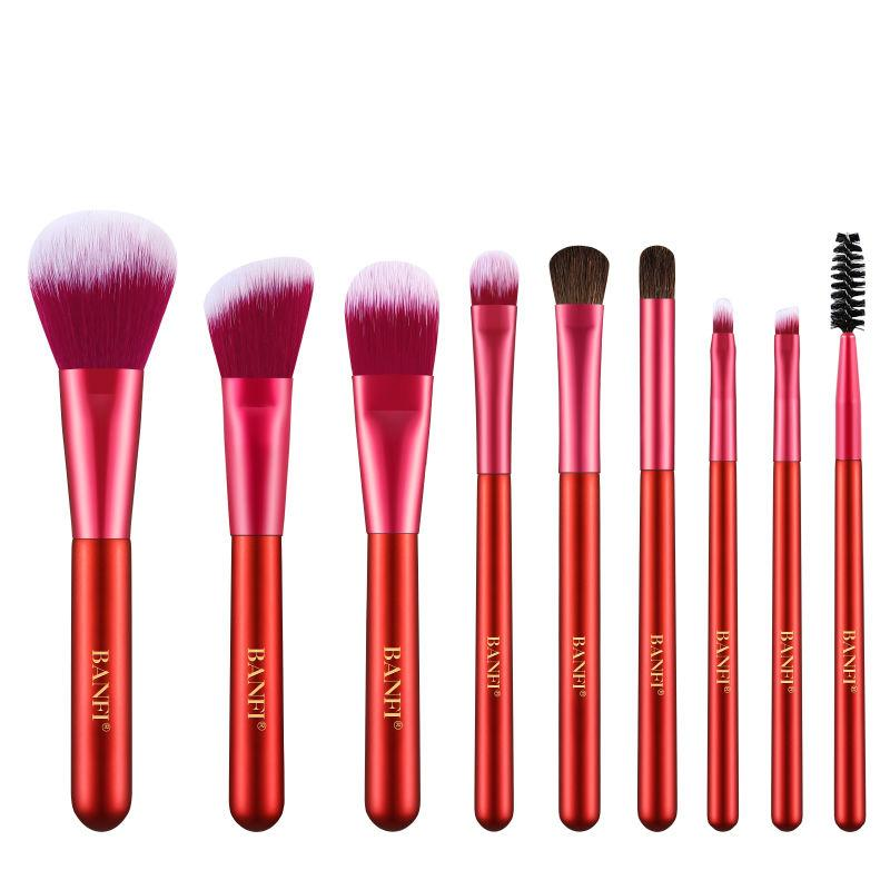 Makeup Brushes Set Eye Shadow Blending Eyeliner freeshipping - PuaGme