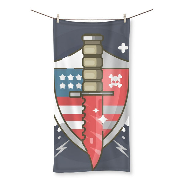 Bayonet Beach Towel