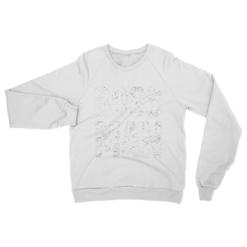 Boss Man Womens Sweatshirt freeshipping - PuaGme