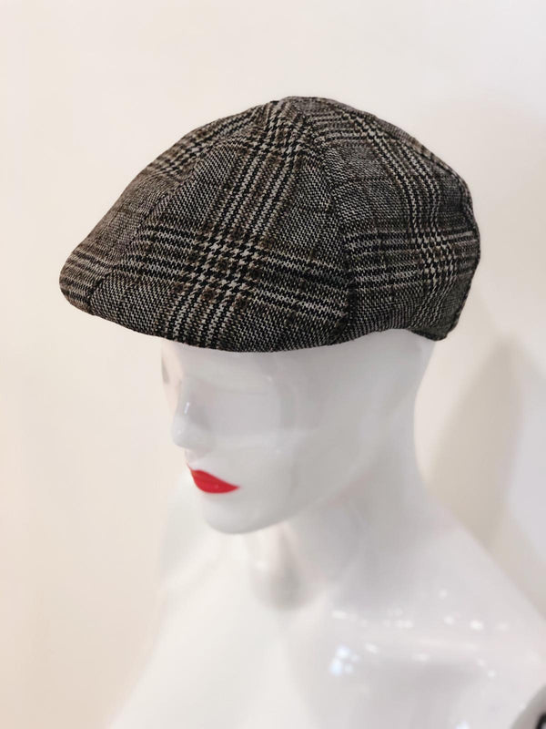 'Blaze' Striped Soft Beret