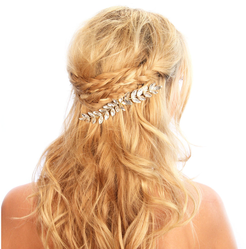 Climbing Vine Hair Comb freeshipping - PuaGme