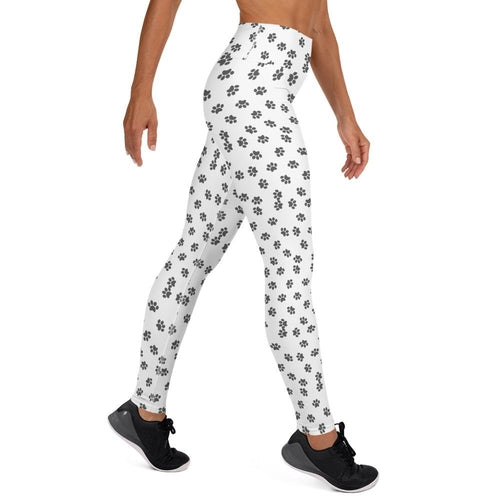 Dog Paw Leggings, Capris, Shorts freeshipping - PuaGme