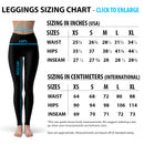 Womens Green Cactus Capri Leggings