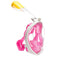 Diving Mask Scuba Mask Anti-Fog Equipment Pink freeshipping - PuaGme