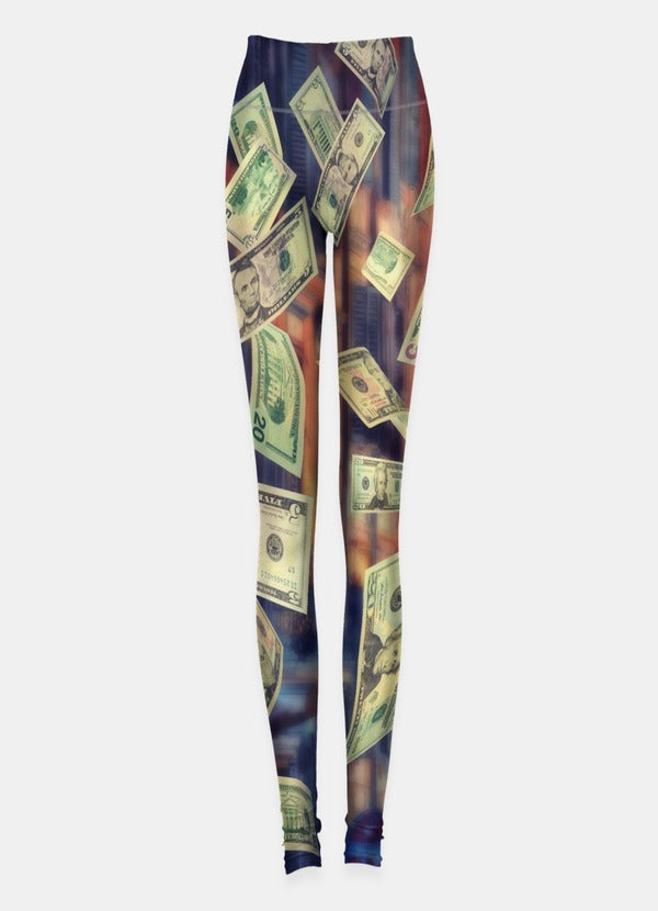 Money Leggings freeshipping - PuaGme