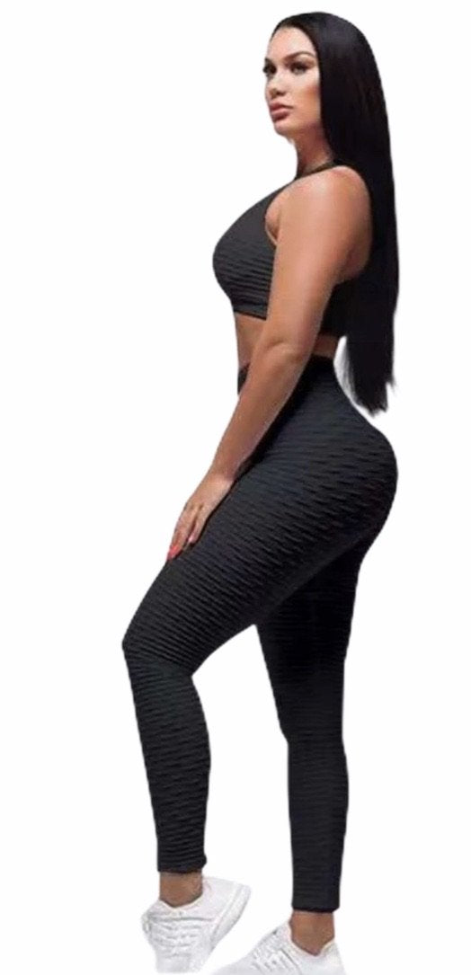 Leggings -  Butt Lifting Anti Cellulite freeshipping - PuaGme