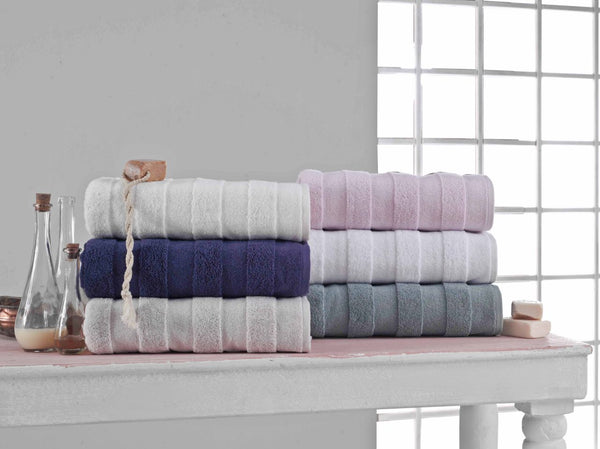 Apogee Collection 6 Pcs Towel Set freeshipping - PuaGme
