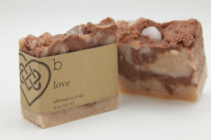 Love Affirmation Soap freeshipping - PuaGme