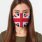 UK Flag Face Cover freeshipping - PuaGme