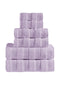 Apogee Collection 6 Pcs Towel Set