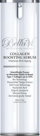Collagen Boosting Serum Intensive Anti-aging freeshipping - PuaGme