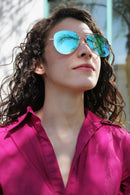 Blue Jay Sunglasses freeshipping - PuaGme