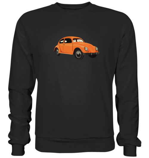Oldtimer Käfer - Basic Sweatshirt freeshipping - PuaGme