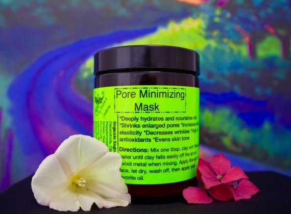 Organic Pore Minimizing Mask freeshipping - PuaGme