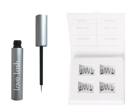 Liquid Magnetic Eyeliner with Magnetic Lashes -