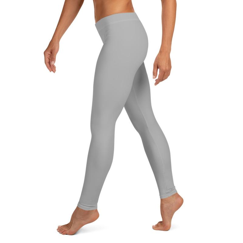 Plain Gray Leggings, Capris and Shorts freeshipping - PuaGme