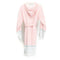 Red 100% Cotton Peshtemal Ultra Soft Robe
