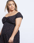 Plus Size Fool For You Dress