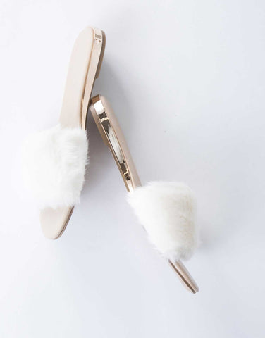 Slip into Fur Slides