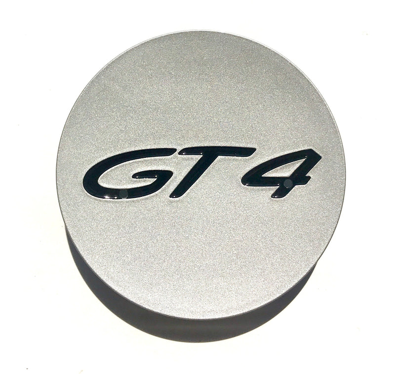 Genuine Porsche GT4 Wheel Caps