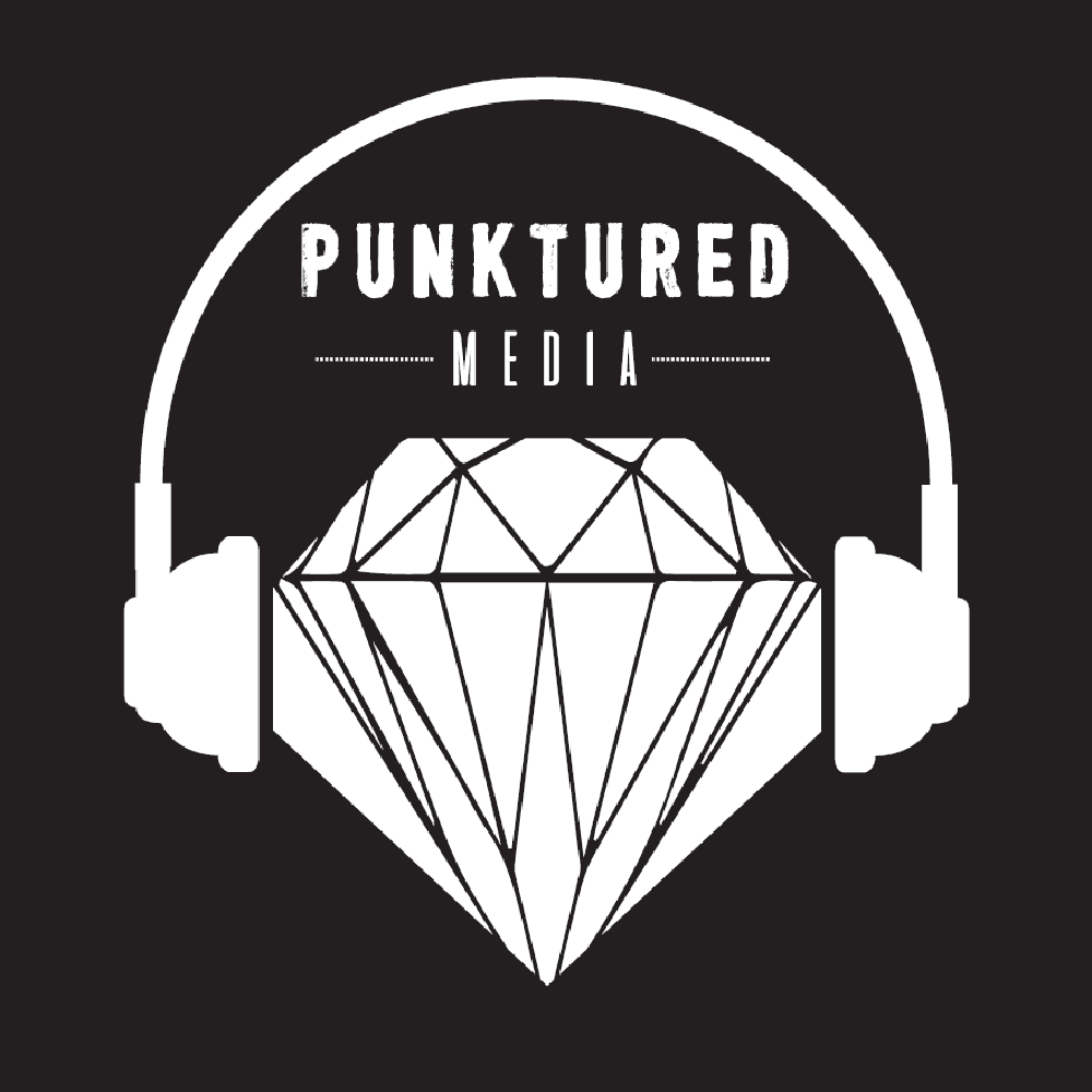 PUNKTURED MEDIA | LOGO TEE WOMENS