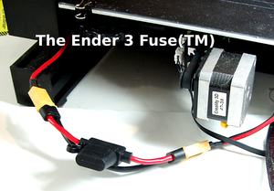 The Ender 3 Fuse (TM) for Creality 3D® Ender 3 / Ender 3 Pro