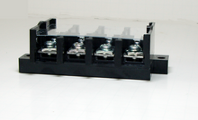 Load image into Gallery viewer, 4-Position Terminal Block 660V 76A 1-5AWG Connectors 121*60*41mm HUGE SIZE!