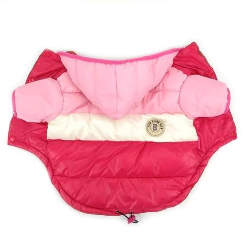 Dog Winter Waterproof Coat