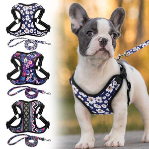 Fashion  Nylon Dog  Reflective Harness - Paw Pawchi