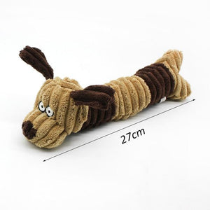 Squeaky Dog Chew Toys - Paw Pawchi