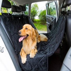 TAYLOR - WATERPROOF CAR SEAT COVER. - Paw Pawchi