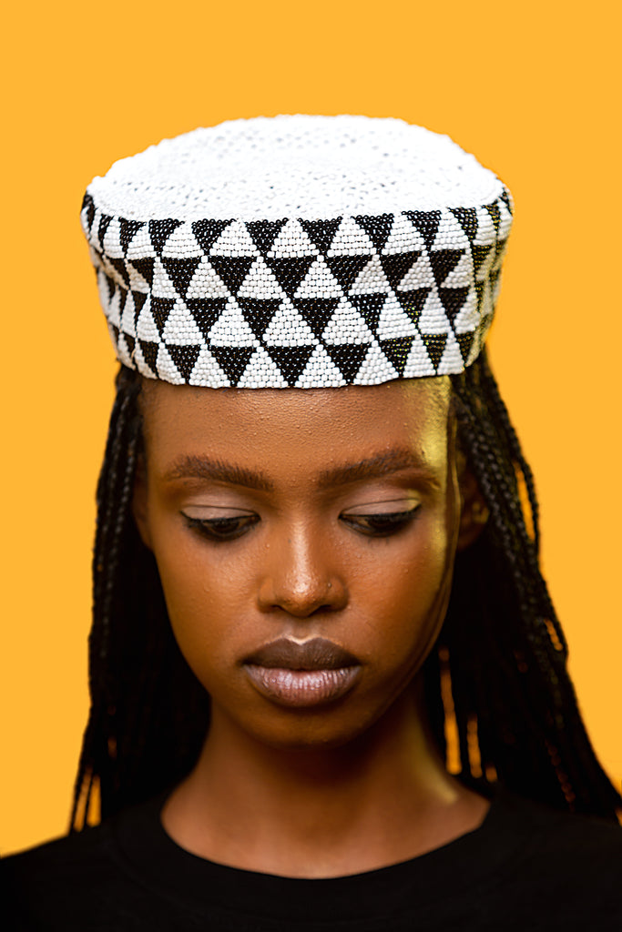 Mbona Beaded Hat