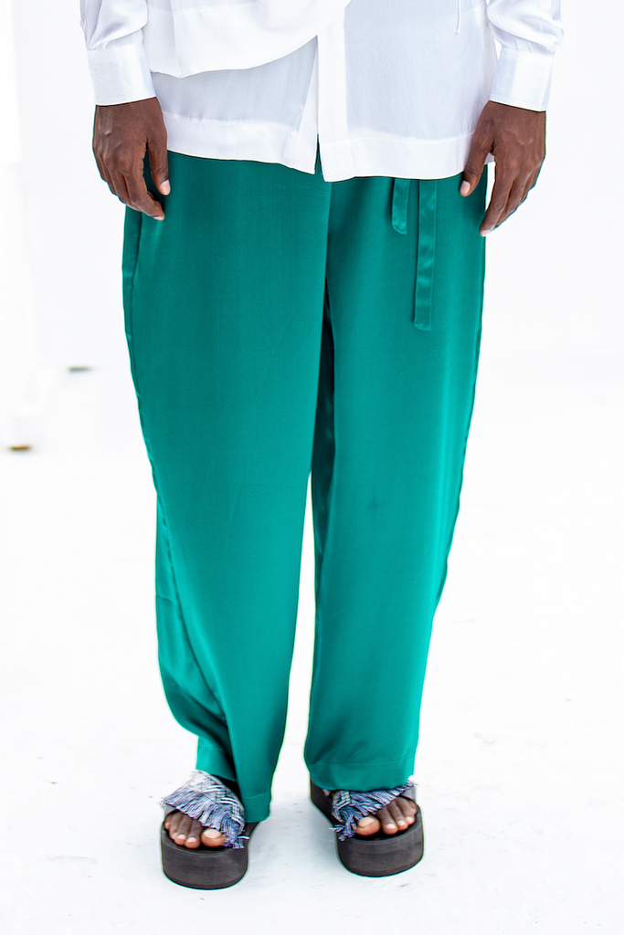 Umwitero Loose Fit Pants